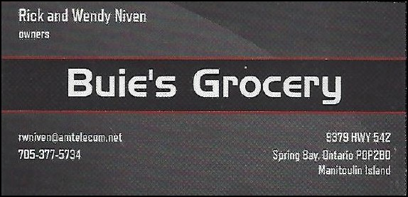 Buie`s Grocery