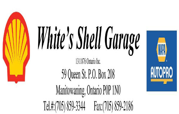 White's Shell Garage